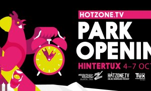 Hotzone Opening Hintertux 2018 - Kids Shred teaser