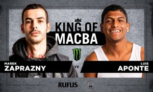 King OF Macba 2020 - Marek Zápražný vs. Luis Aponte