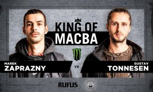 King Of Macba 2020 – Marek Zápražný vs. Gustav Tonnesen