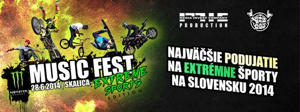 Music Fest Extreme sport edition
